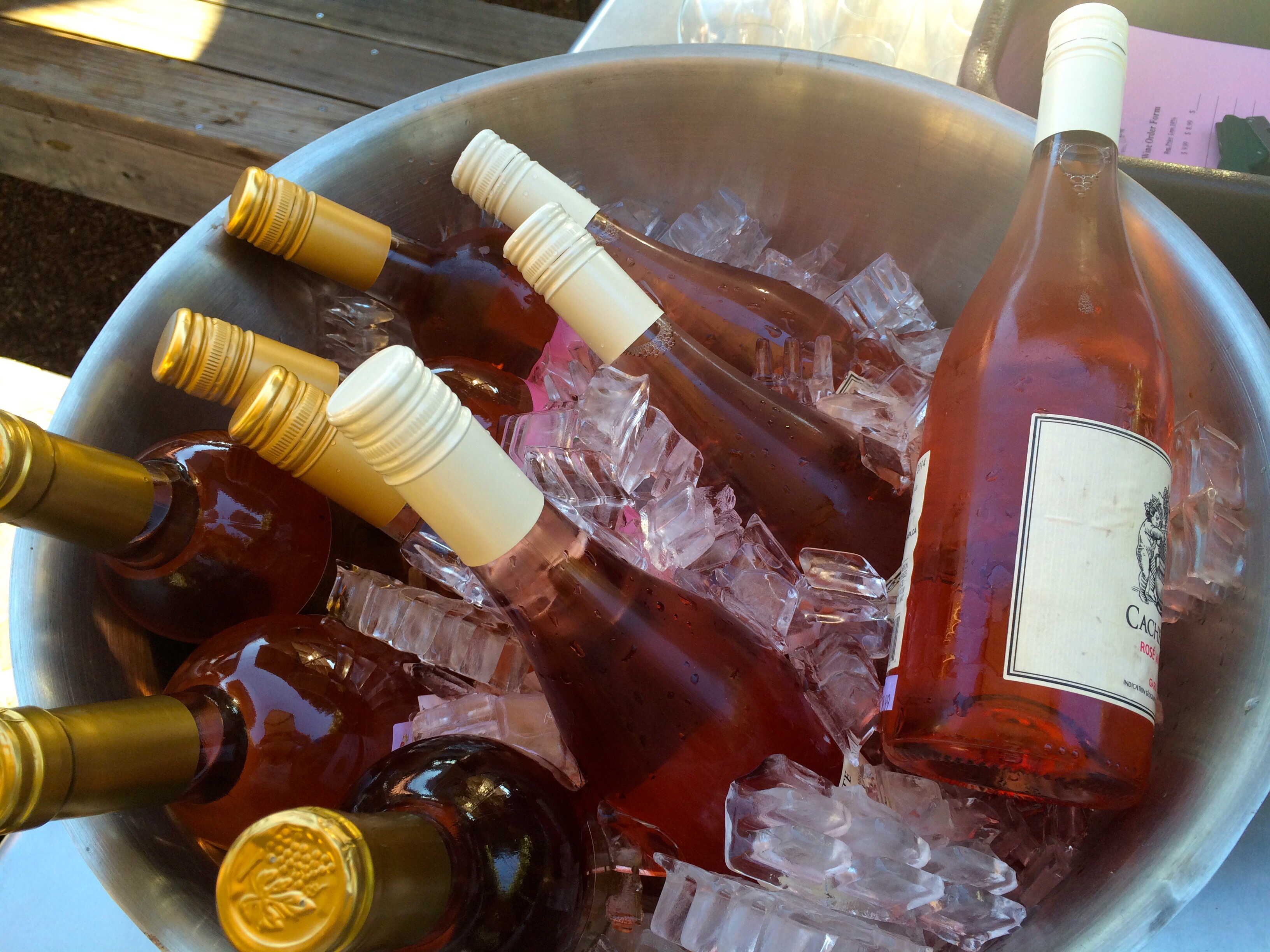 "Women for WineSense: ""What makes a perfect rosé region?"""