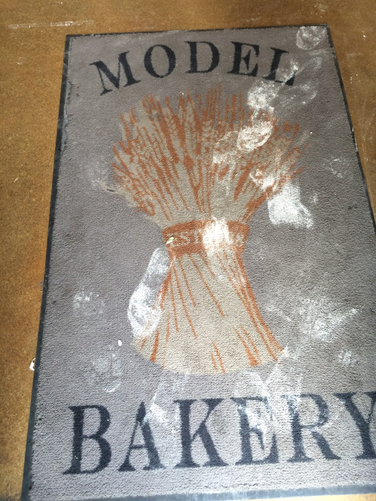 The Model Bakery in Napa makes lots of pastries, cakes, and cookies, as well as Napa's best bread and English muffins