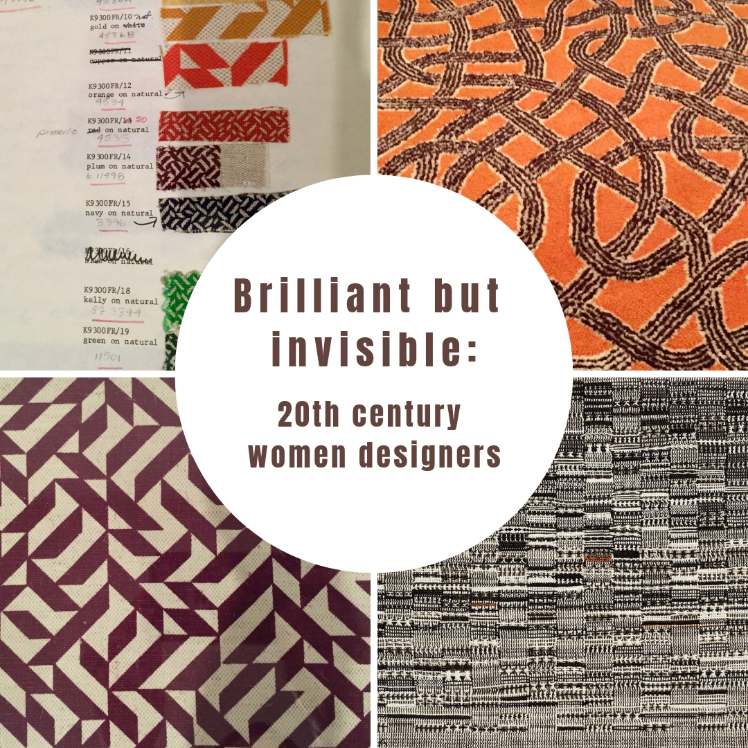 Anni Albers's textile designs from the Tate Modern exhibition